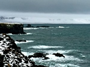 Iceland, in all its glory. Photo credit to Catharine Slusar.