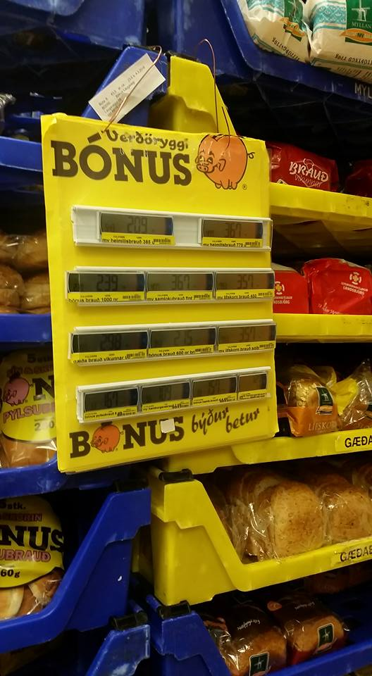 Bonus grocery store