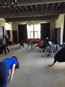 Lear Yoga