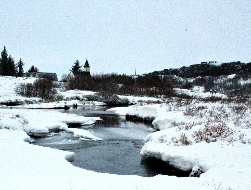 Thingvellir National Park water and the Settlement